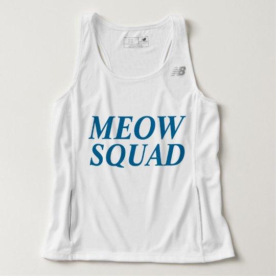 meow squad tank top