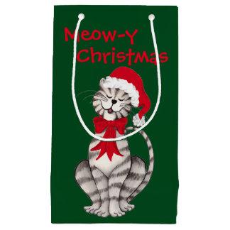 Meow-y Christmas - Gift Bag