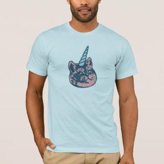 Meowgical Kittycorn Heavy Breathing Cat Meme T-Shirt