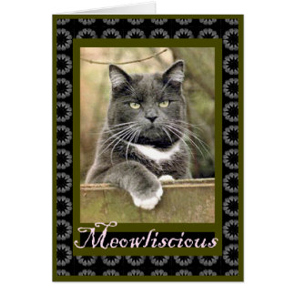 MeowlisciousCcard Card