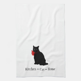 Meowu Collection Kitchen Towel