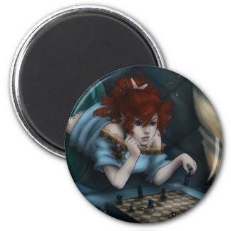 Mer-Chess 2 Inch Round Magnet