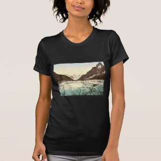 Mer de Glace, Mont Blanc, Chamonix Valley, France T-Shirt