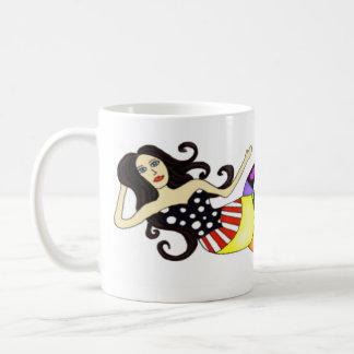 Mer-Mug Colorful Mermaid Coffee Mug