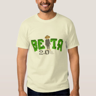 Mera Beta is in IT? What does your beta do? T-shirt