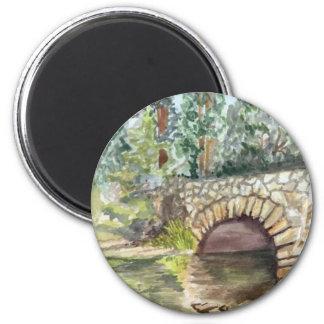 """Merced River"" Magnet (Yosemite)"
