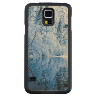 Merced River | Yosemite National Park, CA Carved Maple Galaxy S5 Case