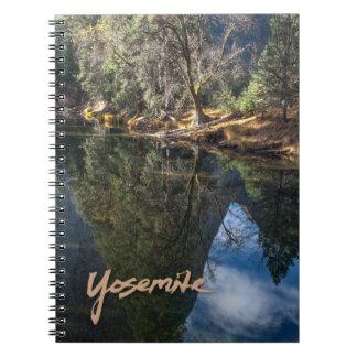 Merced River Yosemite Notebook
