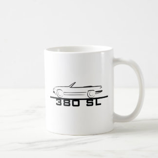 Mercedes 380 SL Type 107 Coffee Mug
