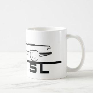 Mercedes 450 SL Type 107 Coffee Mug