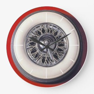 Mercedes 500 Wall Clock