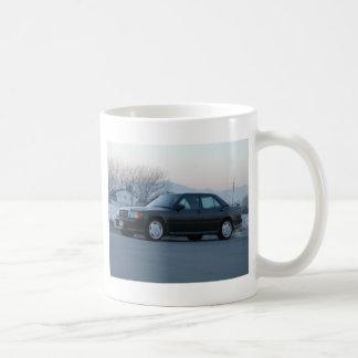 Mercedes-Benz 190 E 2.3-16 Coffee Mug