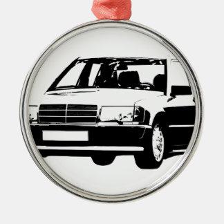 Mercedes benz ornaments keepsake ornaments zazzle for Mercedes benz ornaments