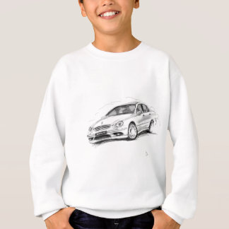 Mercedes-Benz C55 AMG Sweatshirt