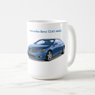 Mercedes-Benz image for for Classic White Mug