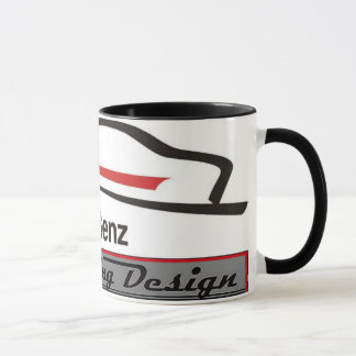 MERCEDES BENZ RACING DESIGN - MUG