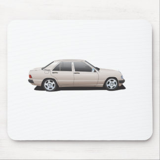 Mercedes-Benz W201 (190) Mouse Pad