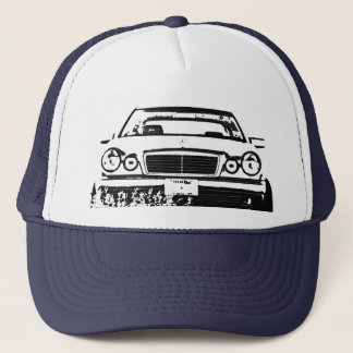 Mercedes Benz W210 E320 Trucker Hat
