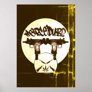 Mercedubz logo Filtered #1 Poster