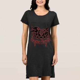 Mercenary Mercantile logo T Shirt Dress