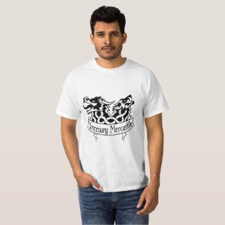 Mercenary Mercantile Men's Logo T Shirt