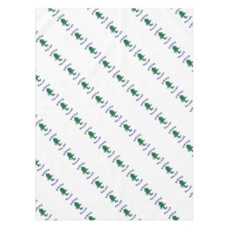 Merchant and Marine Flag of Maine Tablecloth