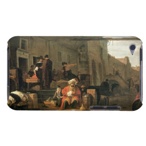 Merchants from Holland and the Middle East trading Barely There iPod Covers