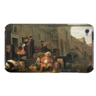 Merchants from Holland and the Middle East trading Case-Mate iPod Touch Case