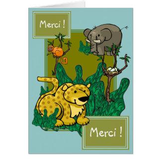 Merci ! , Merci ! Carte De Correspondance