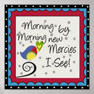 Mercies Poster
