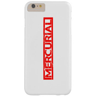 Mercurial Stamp Barely There iPhone 6 Plus Case