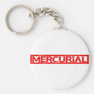 Mercurial Stamp Keychain