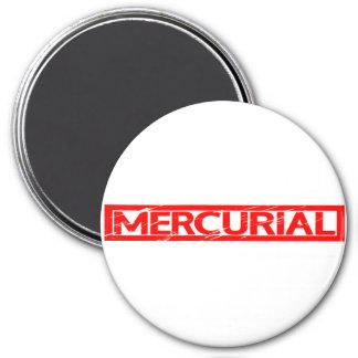 Mercurial Stamp Magnet
