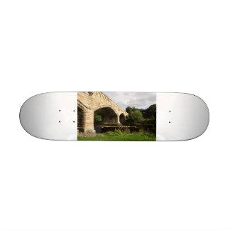 Mercury Bridge, Richmond Custom Skate Board