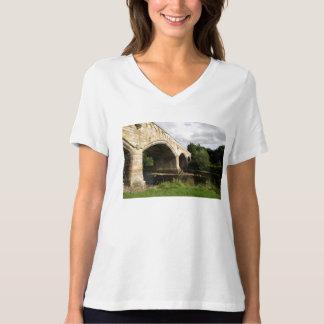 Mercury Bridge, Richmond, North Yorkshire Tshirt