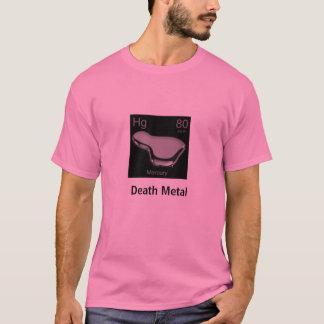 mercury, Death Metal T-Shirt
