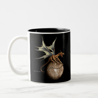 Mercury Dragon Coffee Mug
