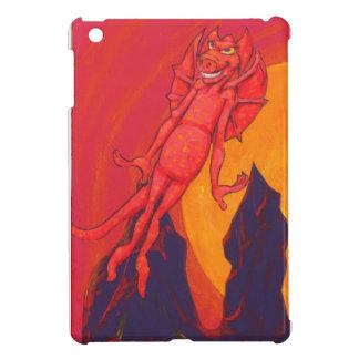 Mercury Hottie Flying iPad Mini Cover