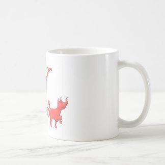 Mercury Hotties Coffee Mug