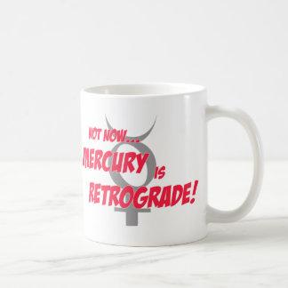 Mercury Retrograde Mug