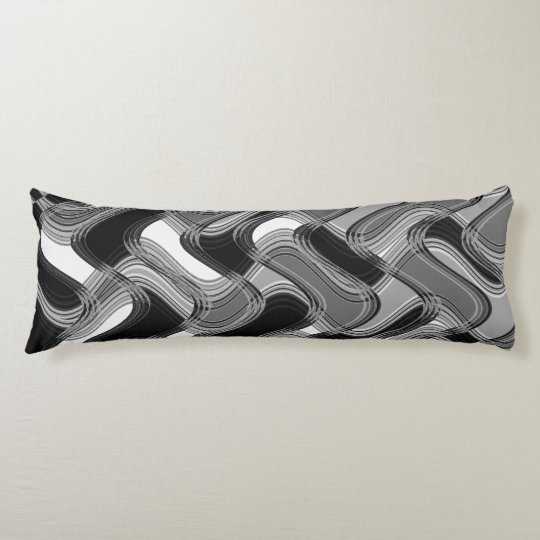 Mercury & Sable Grade A Cotton Body Pillow
