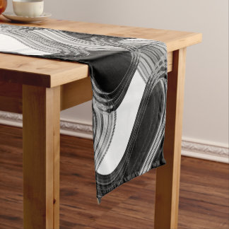 Mercury & Sable Table Runner by Artist C.L. Brown