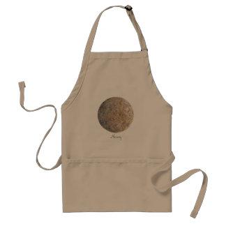 mercury standard apron