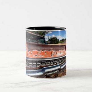 Mercury Two-Tone Coffee Mug