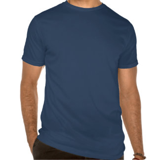 Mercutio Band Fitted T-Shirt for Men (Navy)