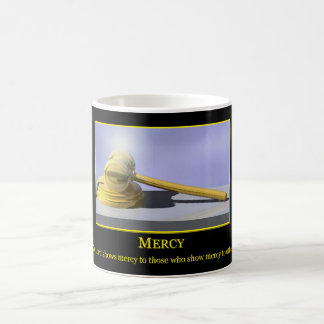 mercy coffee mug