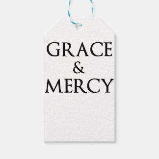 Mercy Gift Tags