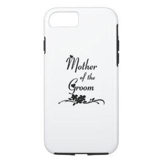 Mère de mariages du marié coque iPhone 7