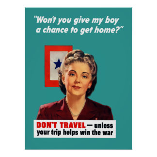Mère d'étoile bleue -- Frontière Posters