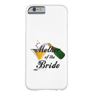 Mère du pain grillé de Champagne de jeune mariée Coque Barely There iPhone 6